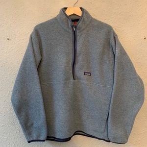 Patagonia Synchilla Half Zip Pullover Swea…